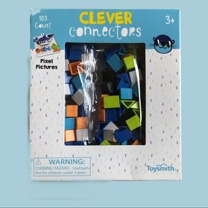 Clever Connectors Pixel Picture 103 Count Ages 3+